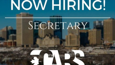 CABS to Hire Secretary