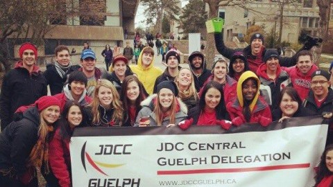 JDCC 2015: Guelph at the Starting Line