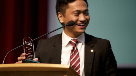 Leader Profile: Dale Camuyong