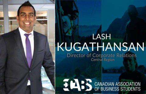 Introducing Lash Kugathansan