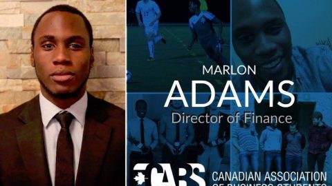 Introducing Marlon Adams