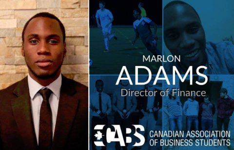 Introducing Marlon Adams