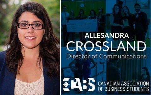 Introducing Allesandra Crossland