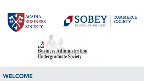 CABS Welcomes 3 New Members: Acadia, Saint Mary's and UNB